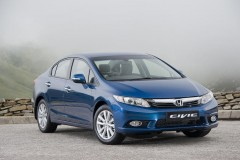 Honda Civic sedana foto attēls 2