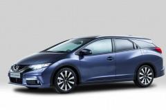 Honda Civic universāla foto attēls 3