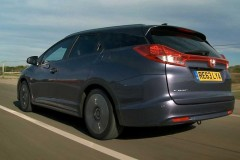 Honda Civic universāla foto attēls 7