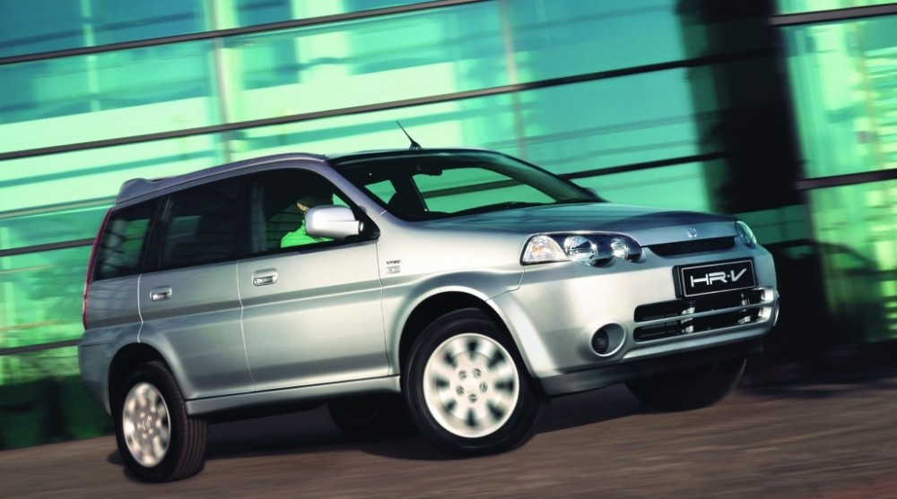 Honda Hr V 2001 2006 Reviews Technical Data Prices