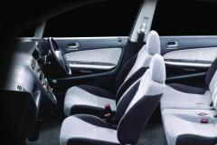 Honda Stream minivena foto attēls 2