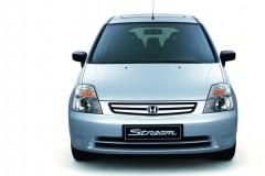 Honda Stream minivena foto attēls 1
