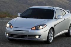 Hyundai Coupe kupejas foto attēls 16