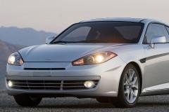 Hyundai Coupe kupejas foto attēls 3
