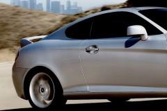 Hyundai Coupe kupejas foto attēls 5