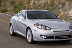 Hyundai Coupe kupejas foto attēls 7