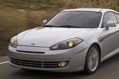 Hyundai Coupe kupejas foto attēls 10