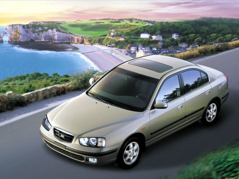 hyundai elantra sedan 2000 2003 reviews technical data prices auto abc