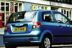 Hyundai Getz 3 durvis hečbeka foto attēls 1