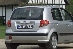 Hyundai Getz hečbeka foto attēls 2
