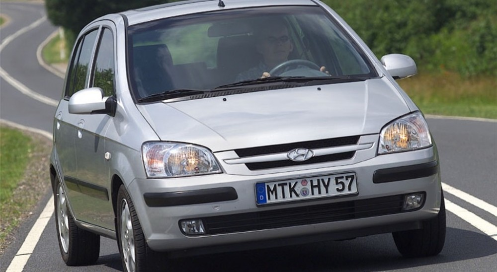 Hyundai Getz 2002 foto attēls
