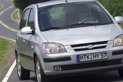 Hyundai Getz hečbeka foto attēls 4