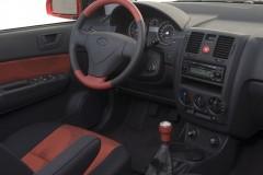 Hyundai Getz 3 puerta hatchback foto 3