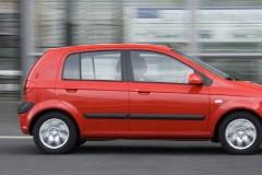 Hyundai Getz hečbeka foto attēls 1