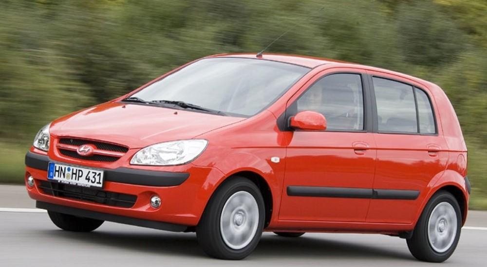 Hyundai Getz Hatchback 2005 2009 Reviews Technical Data Prices