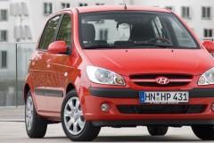 Hyundai Getz hečbeka foto attēls 7