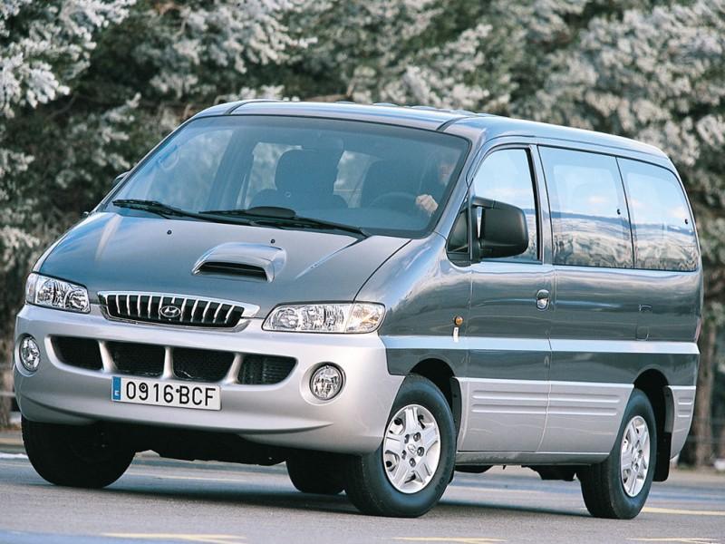 Hyundai H1 2 5 Td 1998 2002 Datos T 233 Cnicos Precios