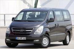 Hyundai H1 Minivan Mpv 2007 Technical Data Prices