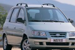 Hyundai Matrix minivan foto 2