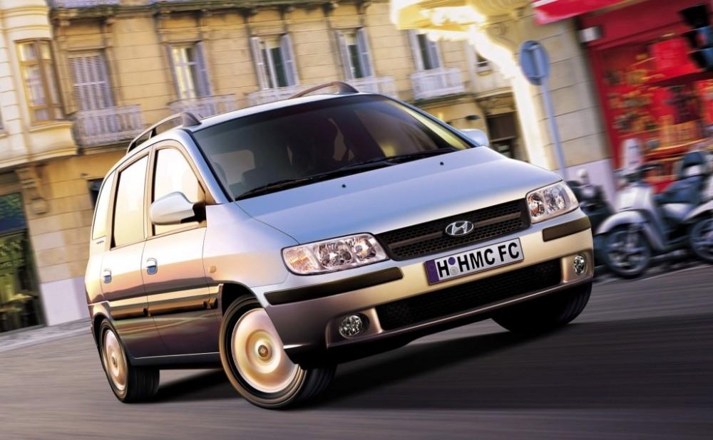 Hyundai Matrix 2001 foto