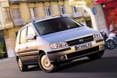 Hyundai Matrix minivan foto 4