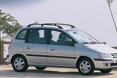 Hyundai Matrix minivan foto 6
