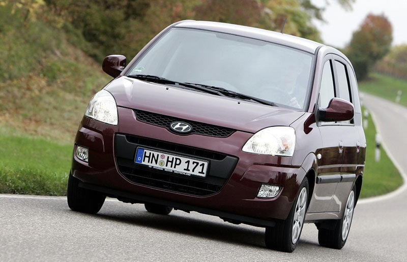 Hyundai Matrix 2008 foto
