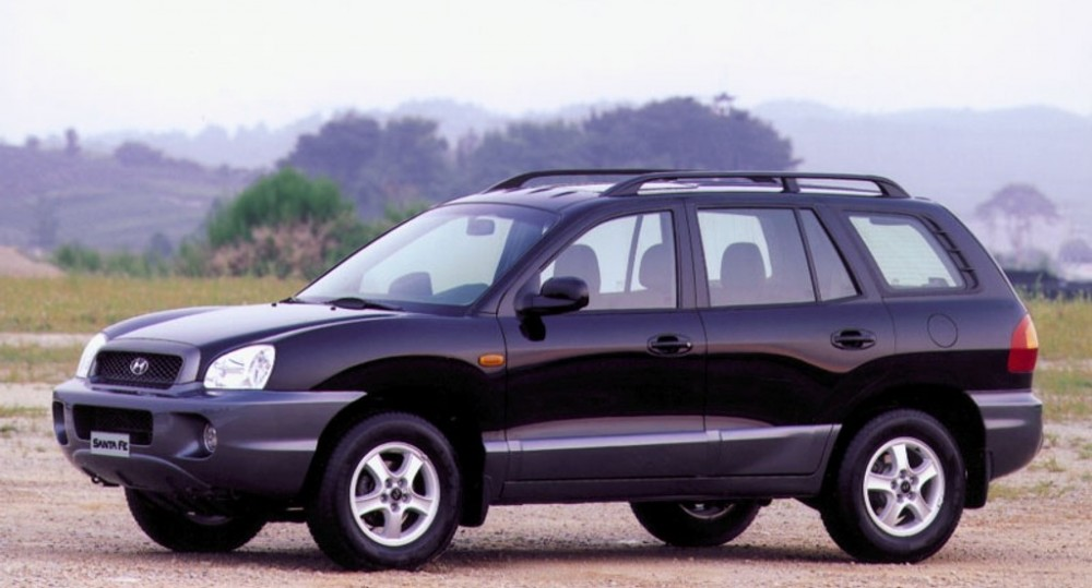 hyundai santa fe 2000 2004 reviews technical data prices auto abc