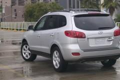 Hyundai Santa FE foto attēls 1