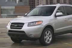 Hyundai Santa FE foto attēls 5