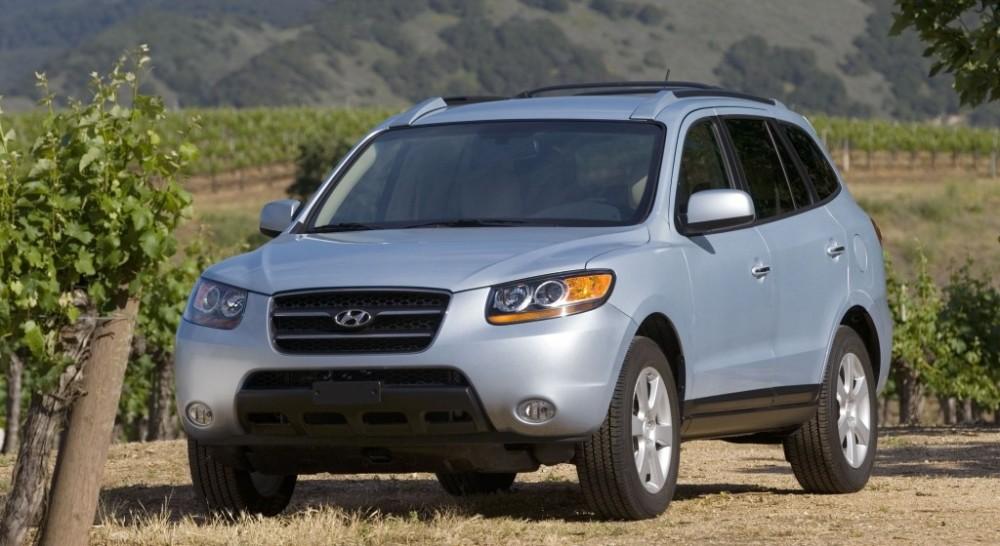 Hyundai Santa FE 2006 foto attēls