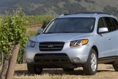 Hyundai Santa FE foto attēls 3