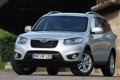 Hyundai Santa FE foto attēls 11