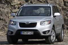 Hyundai Santa FE foto attēls 7