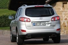 Hyundai Santa FE foto attēls 12