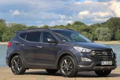 Hyundai Santa FE foto attēls 14