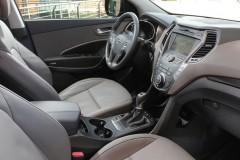 Hyundai Santa FE foto attēls 9