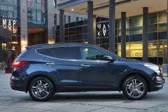 Hyundai Santa FE foto attēls 6