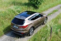 Hyundai Santa FE foto attēls 16