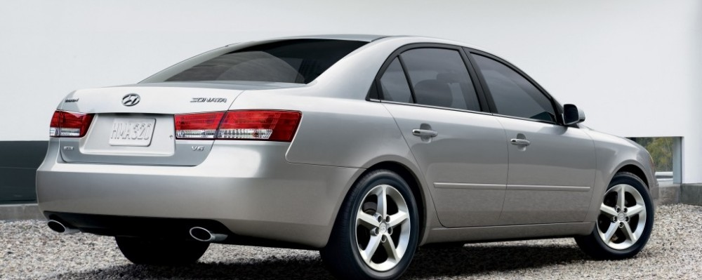 Hyundai Sonata Sedan Photo Image 5