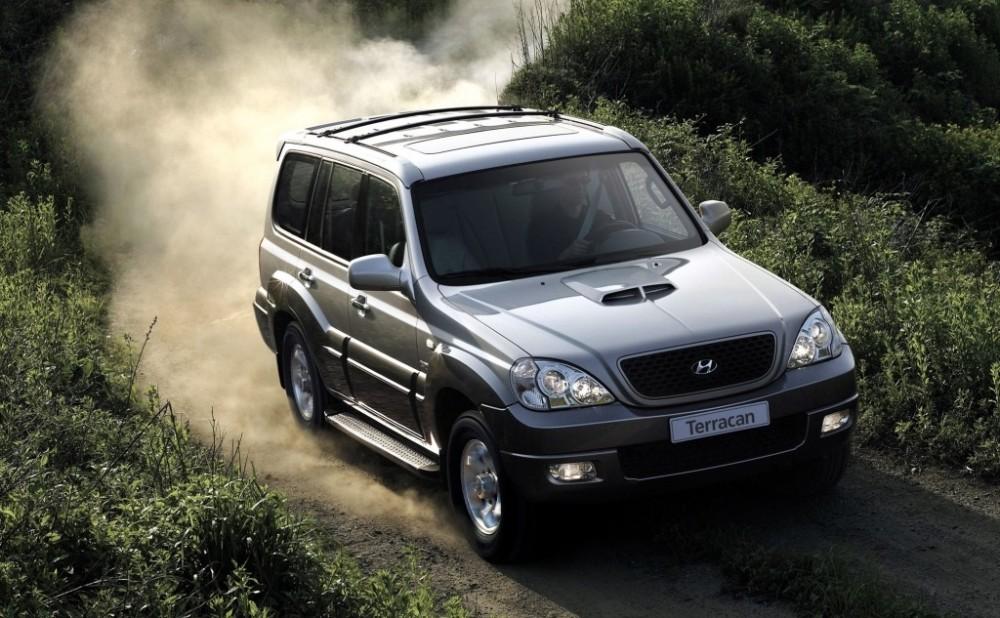 Hyundai Terracan 2004 2007 Reviews Technical Data Prices