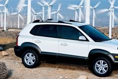 Hyundai Tucson foto attēls 12