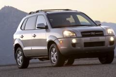 Hyundai Tucson foto attēls 10