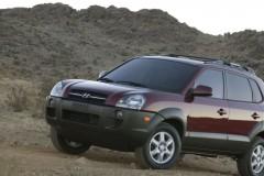 Hyundai Tucson foto attēls 8