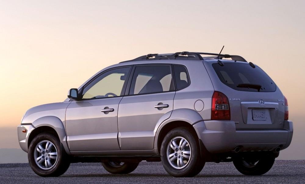 Hyundai Tucson Photo Image 19