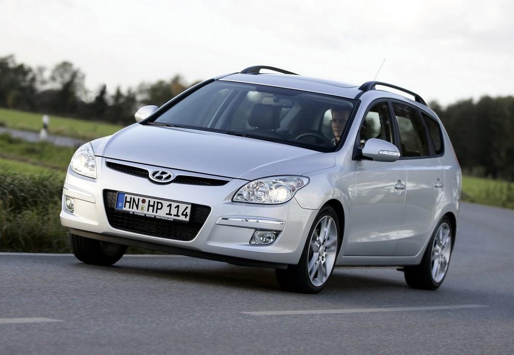 Hyundai I30 Estate Car Wagon 2008 2010 Reviews