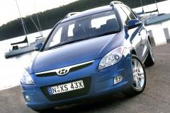 Hyundai i30 universāla foto attēls 2