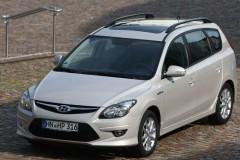 Hyundai i30 universāla foto attēls 9