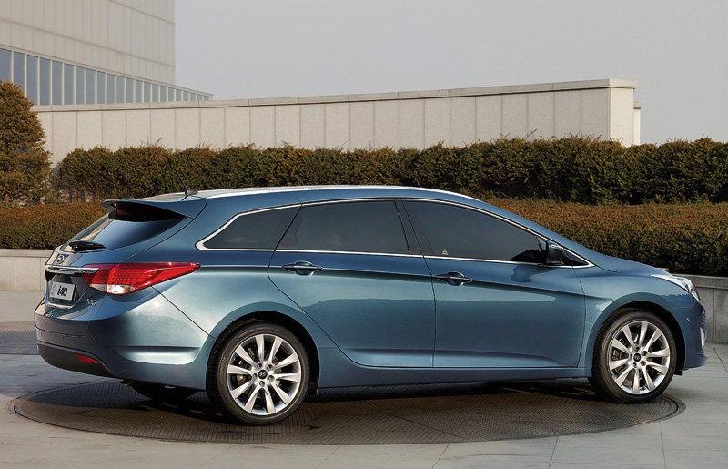 Hyundai I40 Estate Car Wagon 2011 2015 Reviews