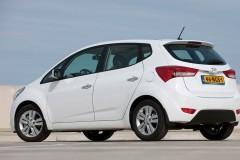 Hyundai ix20 hečbeka foto attēls 12